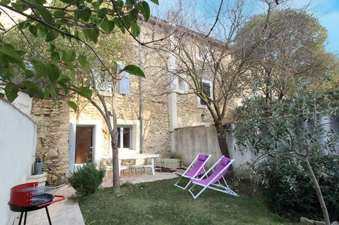 dorpswoning met tuin kopen, regio Mont Ventoux, Provence