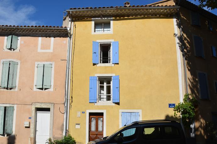 maison de village avec jardin à vendre en Provence, Mont Ventoux