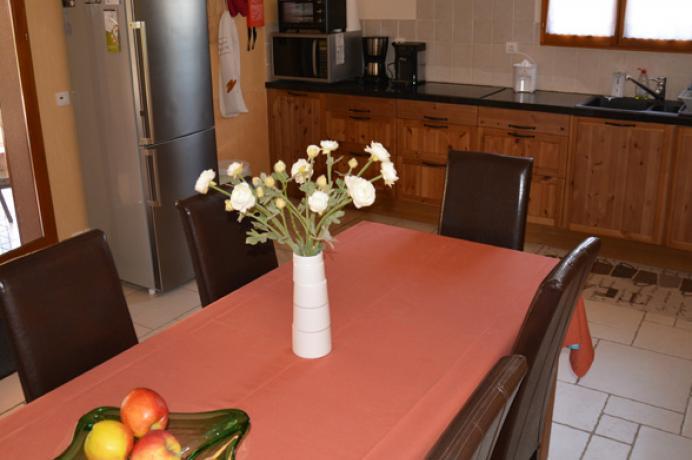 louer un gîte pour vacances en famille, max. 8 personnes près de Vaison-la-Romaine