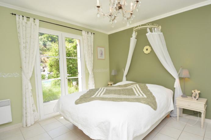 villa haut de gamme à louer région PACA Vaucluse
