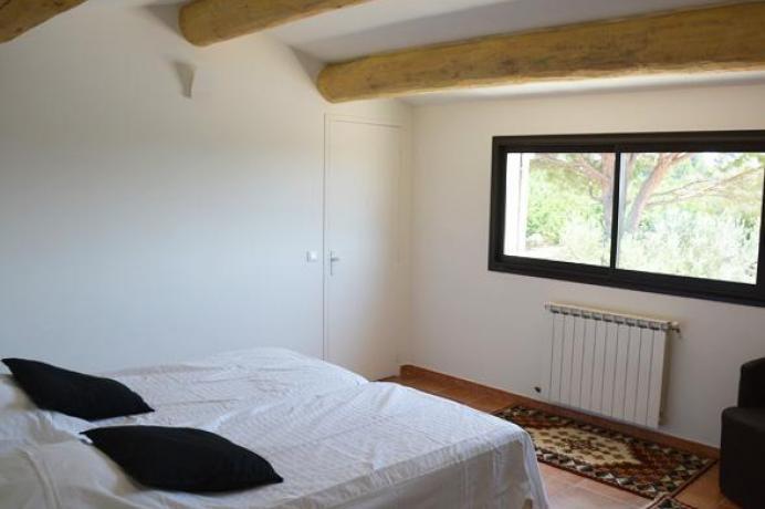 location villa de luxe en Provence pour 12 personnes avec vue sur le Mont Ventoux, piscine privée