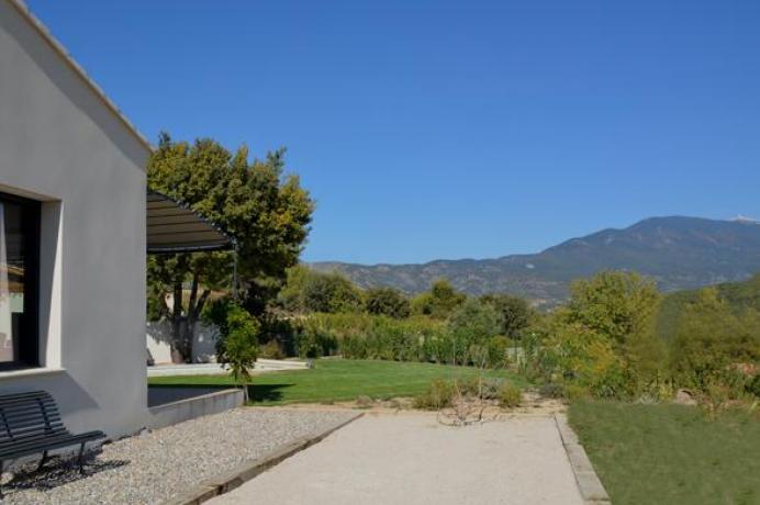 location saisonnière en Vaucluse, Provence, Bédoin, Crillon-le-Brave, maison, gîte pour 8 personnes
