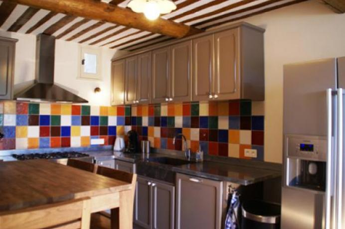 villas à louer Provence Vaucluse vallée du Rhône