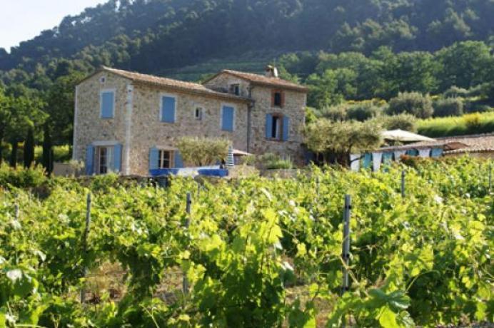 location de villa haut de gamme mas provencal