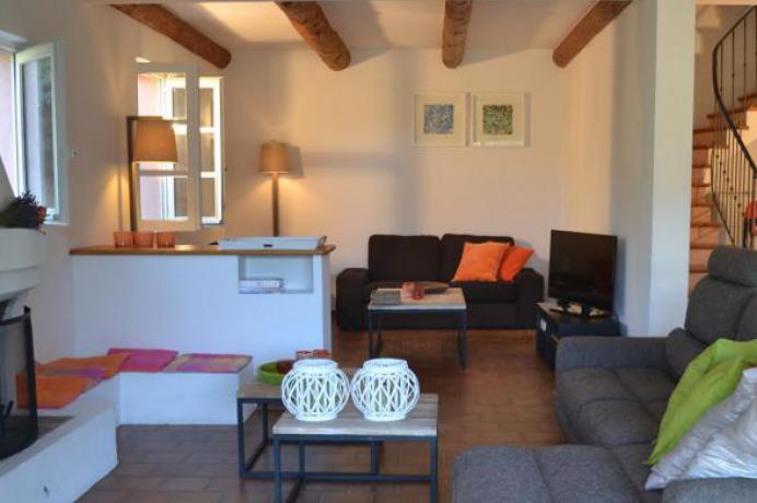 vakantiehuis huren in de Provence aan de voet van de Ventoux