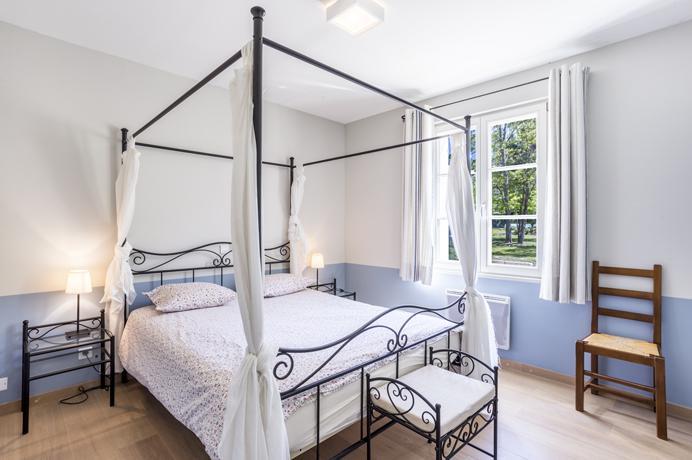 vakantiehuis met grote tuin en verwarmd zwembad huren in Provence, Luberon