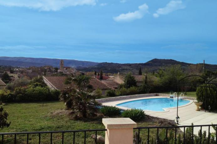 luxe villa huren in de Provence, regio Ventoux via erkend makelaar
