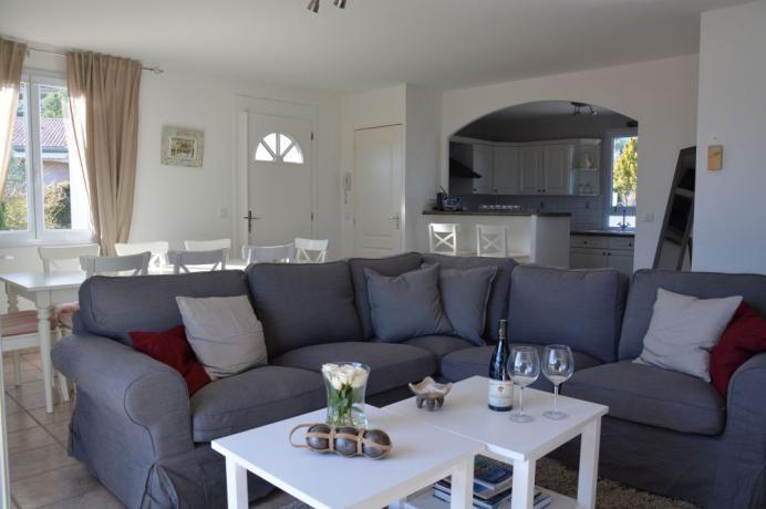 luxe villa in de Provence te huur met grote omheinde tuin en privé zwembad