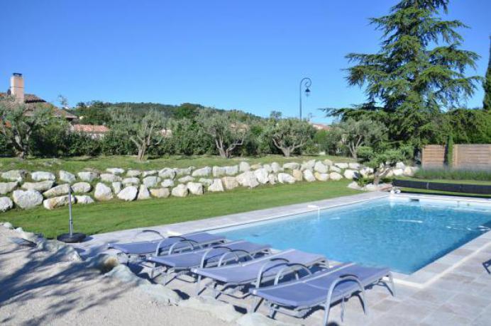 vakantiewoning te huur met privé zwembad in de Provence