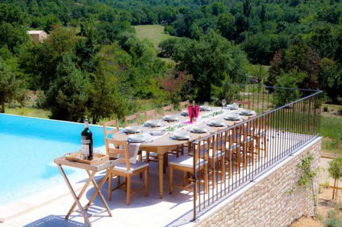 villa voor 16 personen huren Mont Ventoux