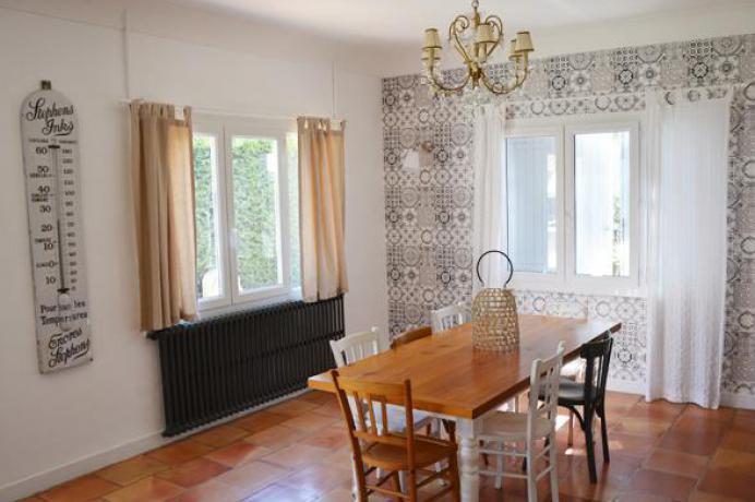 location de maison de vacances pour grande famille Provence
