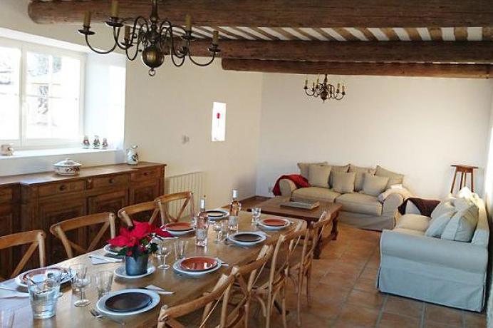 huis huren voor 10 personen in Zuid-Frankrijk, Provence