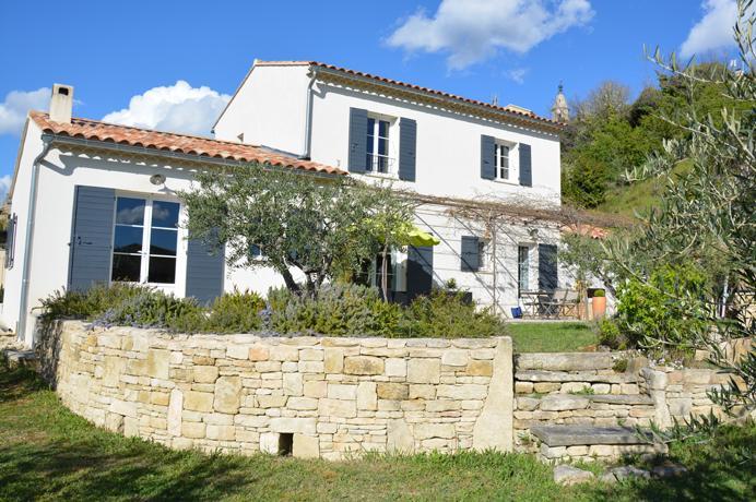 villa kopen in Zuid-Frankrijk Provence aan de Ventoux