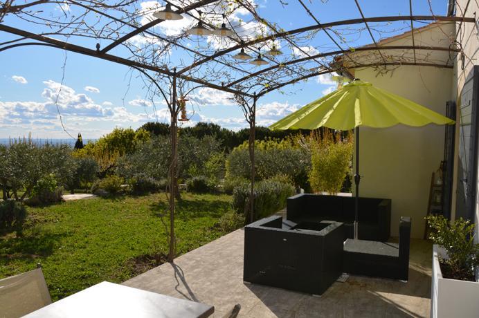 huis kopen in Provençaals dorp met tuin, zwembad en rustig gelegen
