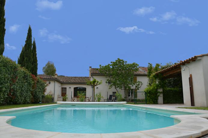 authentic French style house with swimming pool for sale