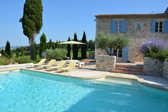 aankoop huis in Provence, Mont Ventoux, grote mas met zwembad en poolhouse