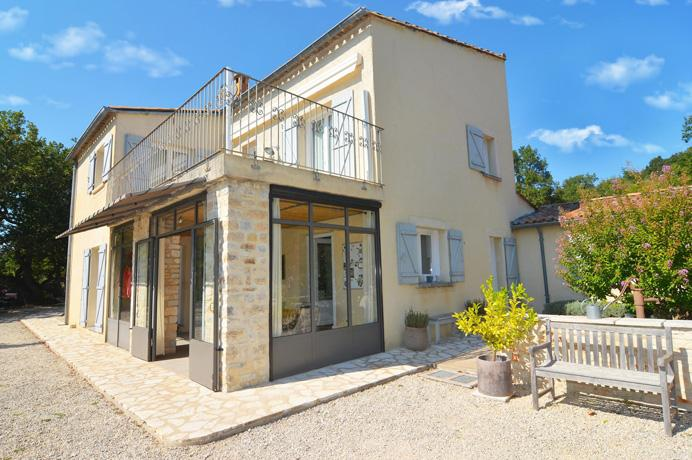 real estate for sale villa house in south of france Gard Uzès