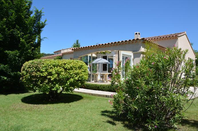 te koop : villa tussen de wijngaarden in de Provence aan de Mont Ventoux