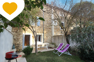 village house with 3 bedrooms & garden located in a Provencal village near Mont Ventoux for sale