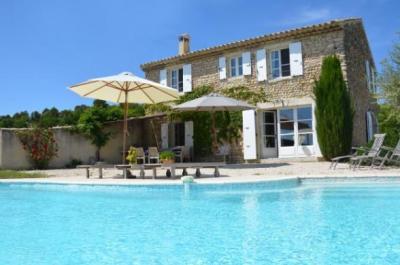 location saisonnière en Provence, louer une villa pour 6 personnes, région Vaucluse, Mont Ventoux, Visan