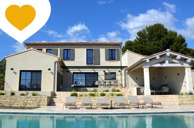 location saisonnière en Provence, louer une villa de luxe à Bédoin, région Vaucluse, Mont Ventoux