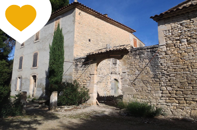 buy an authentic bastide castle in southern France
