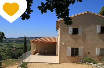 villa kopen met prachtig zicht en zwembad in de regio Vaison-la-Romaine, Mont Ventoux