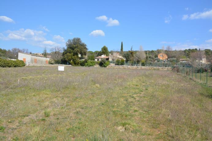 terrains constructibles à vendre région Mont Ventoux sud