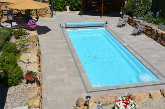 louer un gîte pour 8 personnes, entièrement climatisé et avec une piscine chauffée en Vaucluse, Vaison-la-Romaine, Mont Ventoux