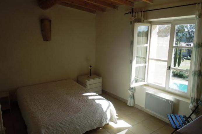 location saisonnière maison de vacances, gîte pour 6 personnes avec une piscine privée à Visan, Provence, Mont Ventoux