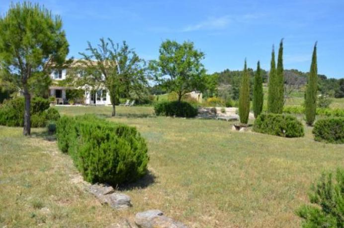 location gîte entre les vignes, au calme, pour 6 personnes en Provence, Enclave des Papes, Mont Ventoux