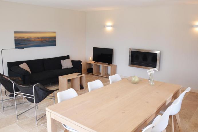 location maison de vacances à Crillon-le-Brave pour 6 personnes, clime, piscine