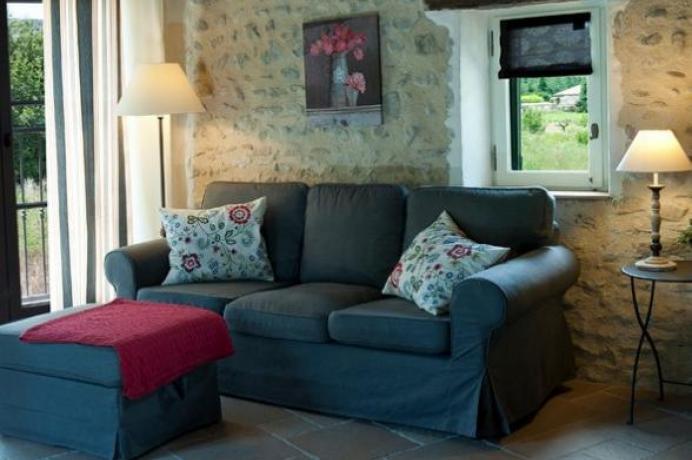maison de vacances à louer au Crestet, Vaison, Mont Ventoux, Vaucluse, Provence
