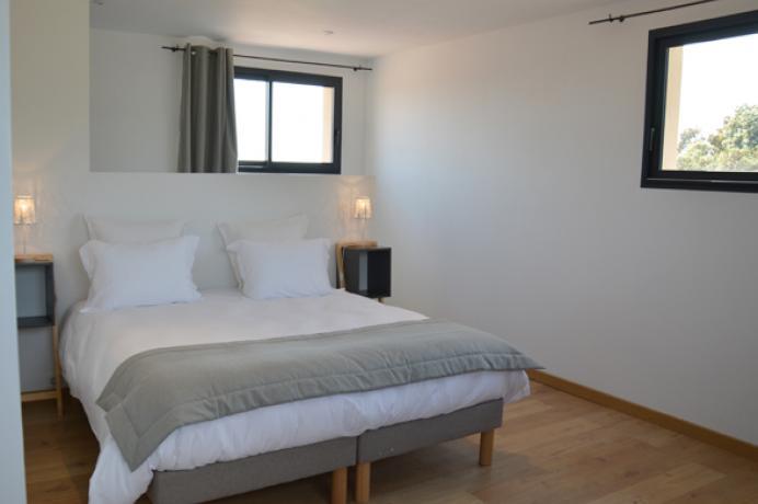 maison de vacances pour 10 personnes avec 4 chambres, 4 salles d'eau, piscine chauffée et climatisation en Provence, Vaucluse