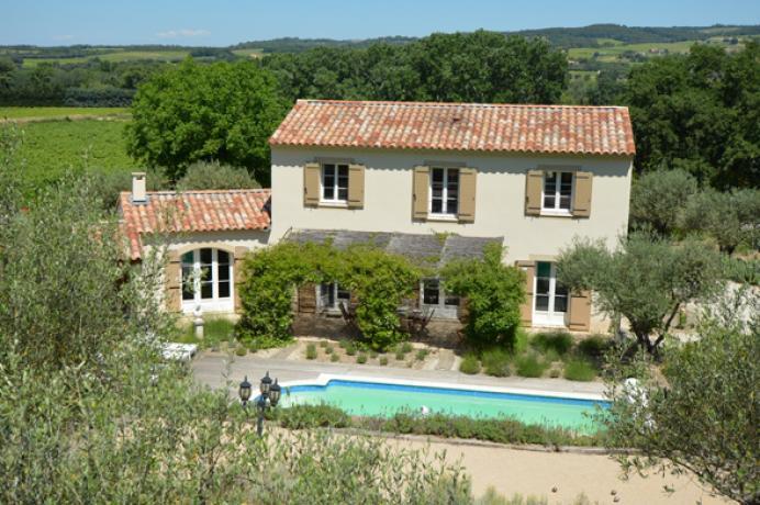 louez une maison pour 10 personnes à Buisson (région Mont Ventoux)