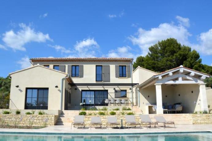 villa haut de gamme à louer à Bédoin