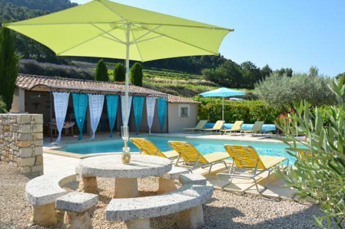 résidence secondaire à louer en Provence