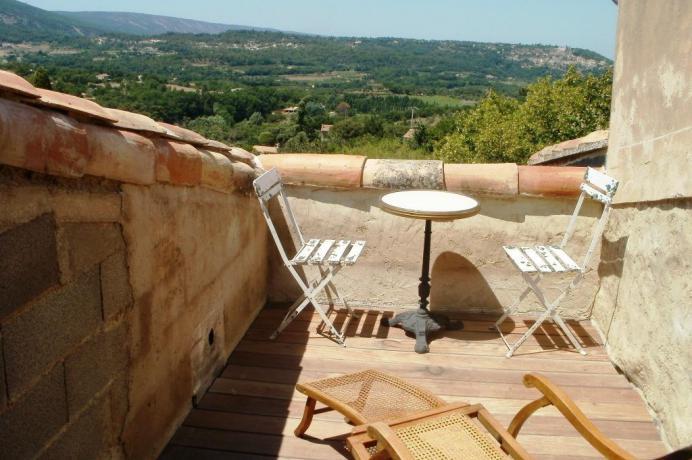 louez une maison de vacances à Bonnieux Lubéron