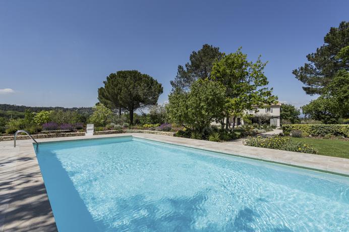 huur vakantiehuis Provence voor 10 personen