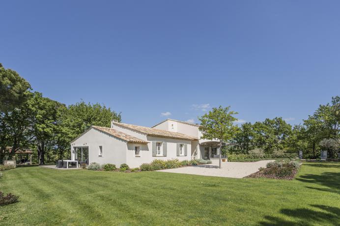 luxe design villa te huur in Provence, Luberon, Bonnieux