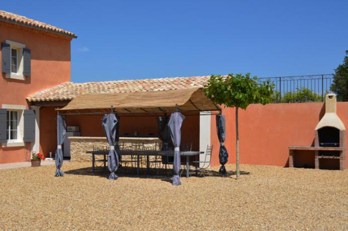huis met buitenkeuken huren in de Provence