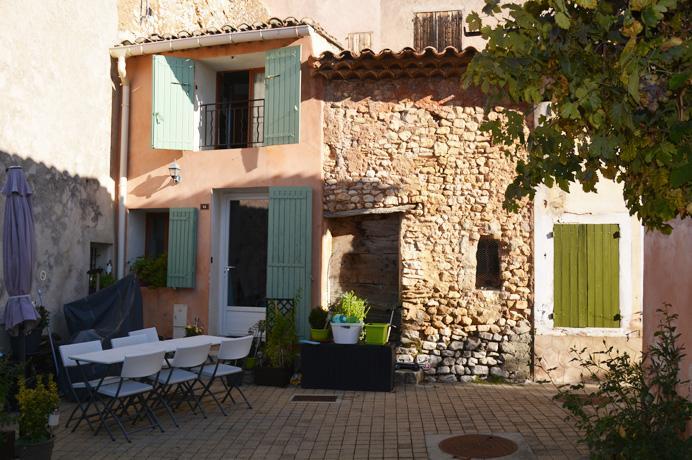 dorpshuis kopen aan de Mont Ventoux, Provence, Zuid-Frankrijk