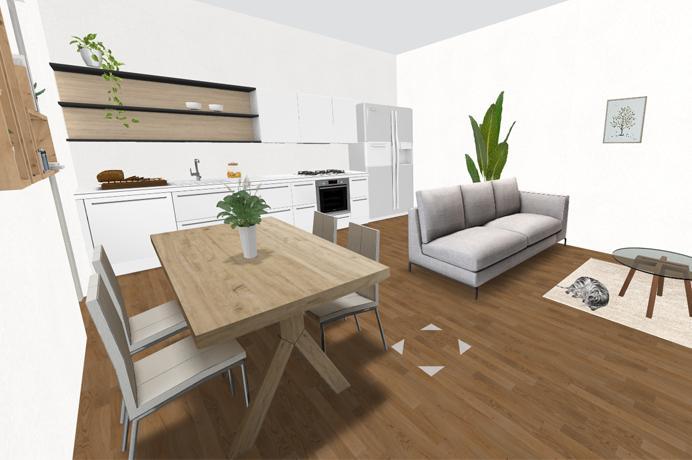 agence immobilier, local commercial avec T2 en vente à Pernes-les-Fontaines, Vaucluse