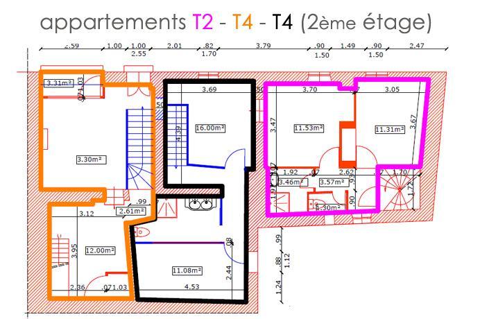 projet immobilier à vendre Mont Ventoux sud