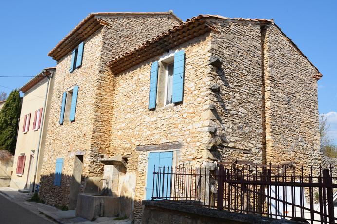 acheter maison de village en Provence Mont Ventoux
