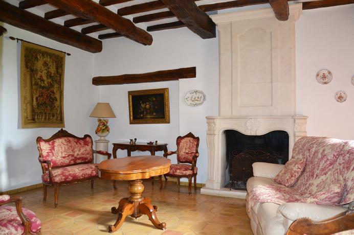 vente grande maison avec piscine chauffée en Provence Luberon