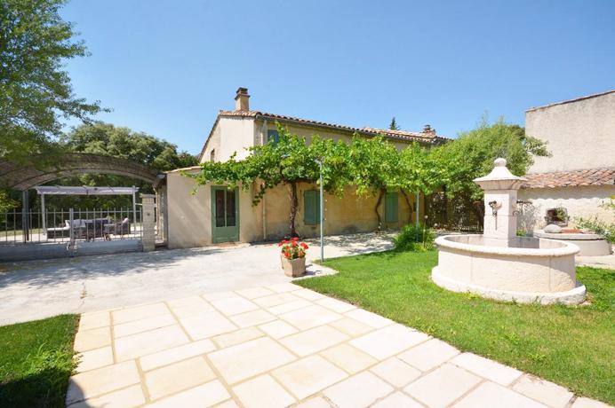 prachtige mas kopen in Zuid-Frankrijk voor chambres d'hôtes aan de Mont Ventoux