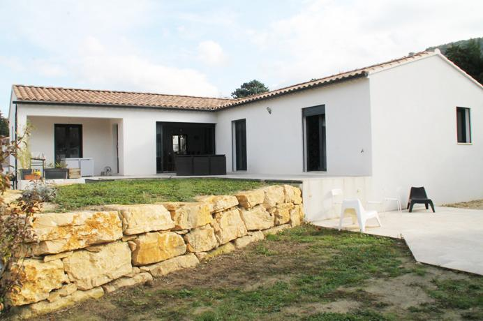nieuwbouw te koop in de Provence, Luberon, real estate, villa for sale South of France