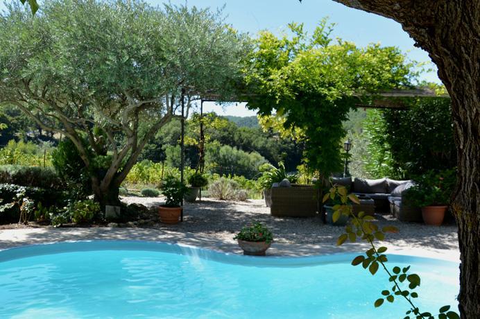 B&B for sale in Provence Dentelles de Montmirail Mont Ventoux Vaucluse