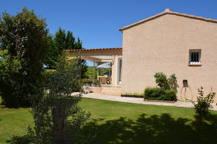 huis kopen in de Provence met drie slaapkamers en twee badkamers
